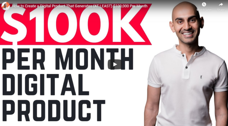 How to Create a Digital Product That Generates $100,000 Per Month